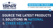 ISNR Abu Dhabi 2020. Source the latest products and solutions in national & cyber security.